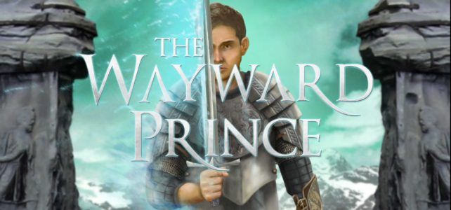 The Wayward Prince (Fractured Throne Book 2)